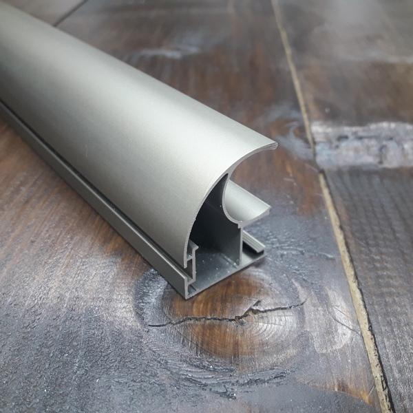 Алюминиевый профиль ручка раздвижной системы шкафа купе шампань