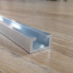 T-track профіль алюмінієвий 18х11 під болт М8