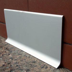 Плинтус алюминиевый 80х11мм. BLW-3103-80 L-2,7 метра.