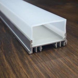 Профиль для светодиодной ленты (на 3 ленты) BLL1102. Длина-2мп