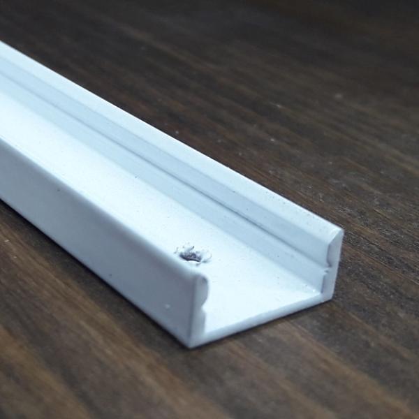 светодиодный профиль z306 белый