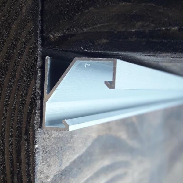 светодиодный угловой профиль ЛПУ17