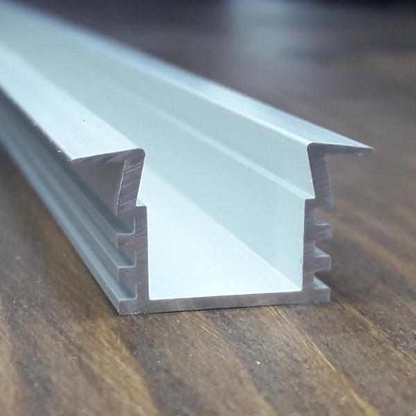 светодиодный led радиатор врезной