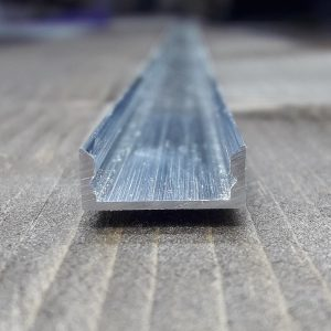 Алюминиевый профиль для светодиодной ленты Z306 (аналог ЛП7) б.п