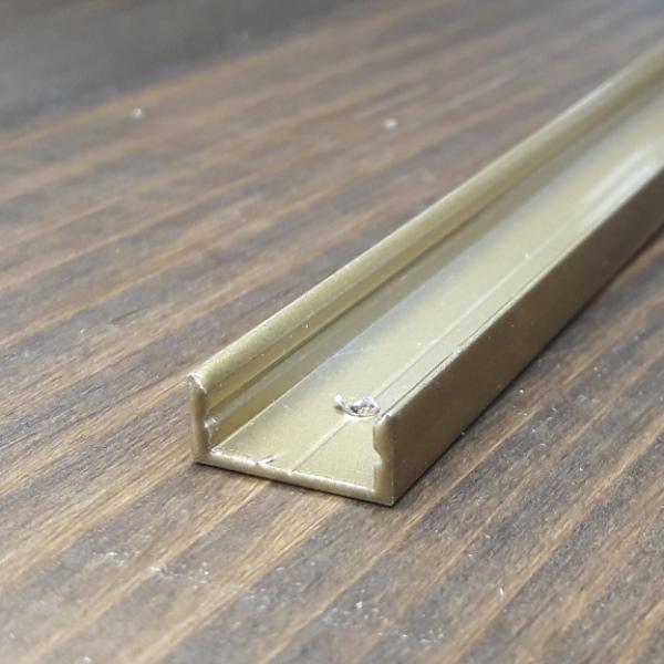 светодиодный профиль z306 золото