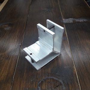 соединитель угловой для трубы 40х60