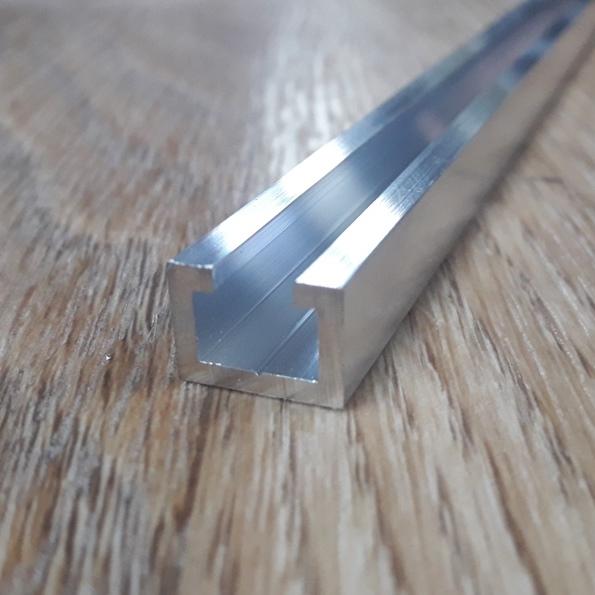 t-track профиль алюминиевый 14х10