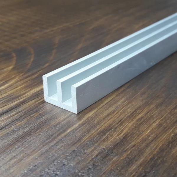ш образный алюминиевый профиль