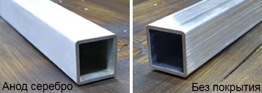 алюминиевая труба анод и бп