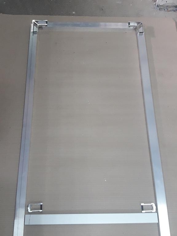 рама дверного полотна труба 40х20х2