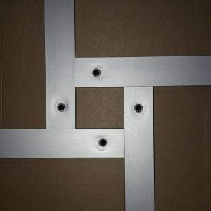 Рамка для фрезерования | Шаблон для ручного фрезера L-400