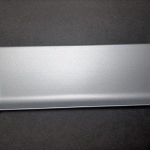 Заглушка торця пластикова для алюмінієвого плінтуса 60-80мм.