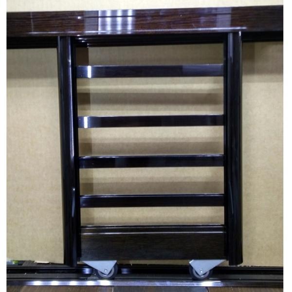Комплект профилей для сборки дверей шкафа купе