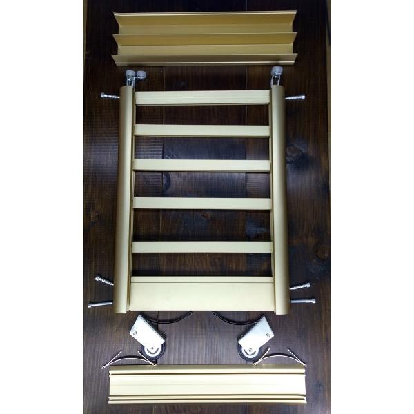 конструктор раздвижной системы шкафа купе цвет розовое золото