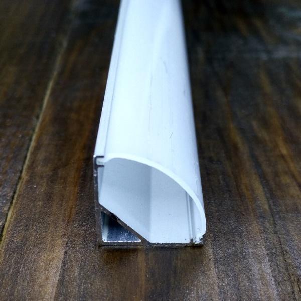 угловой светодиодный профиль ПФ9