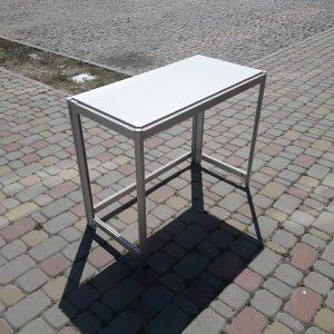 Стол | Парта из алюминиевого профиля складной. Ш900хГ400хВ700