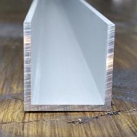 Швеллер — П-образный алюминиевый профиль. Обновление ассортимента.