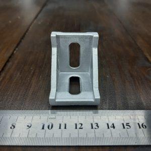 З'єднувальний кутовий елемент 35х40 для верстатного профілю 40 серія