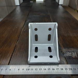 L кронштейн 77х80 для верстатного профілю 80-я серія