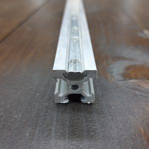 Лінійний з'єднувач 20я серія, паз 6мм, L-120