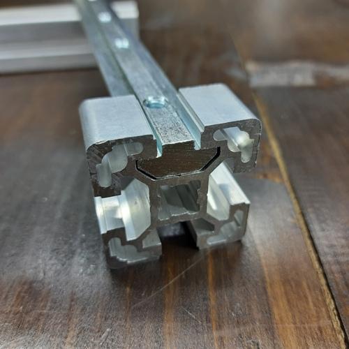 лінійний з'єднувач 40я серія L120 паз 10