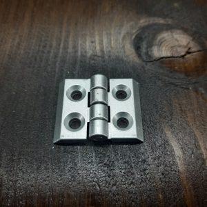 Завіса алюмінієва для верстатного профілю 20-я серія
