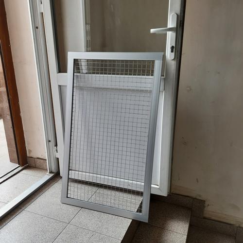 алюмінієва рамка з зварною сіткою